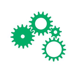 Dienstleistungen für Piloten wie Notschrimpackung, Rettermontage, Materialwartung und Checks sowie kleine Reparaturen